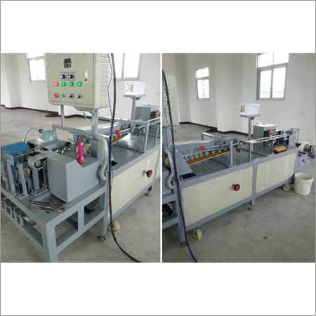 Paper Stick Making Machine