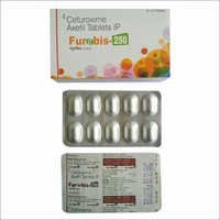 Cefuroxime Axetil-250mg Tablets