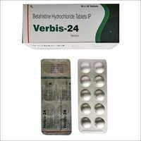 Betahistine-24mg Tablets