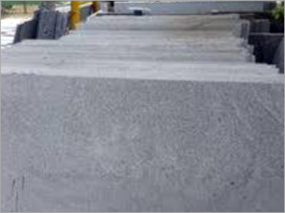 White Granite Kitchen Countertop