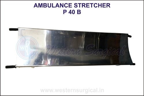 Ambulance strecher