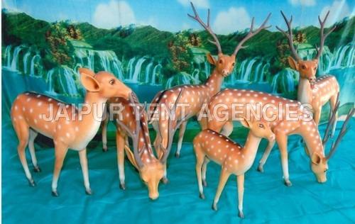 Wedding fiber animals