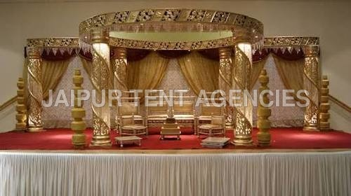 Wedding Chori Mandap