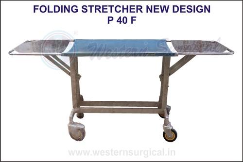 Folding Stretcher New Design