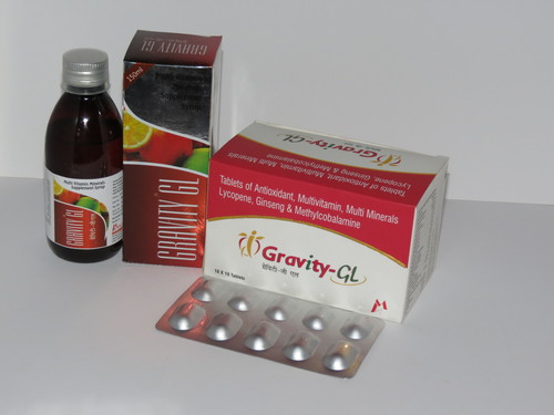 Antioxidant Tablets & Capsules