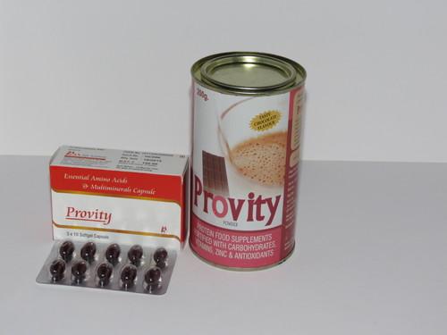 Essential Amino Acid & Vitamin Capsules