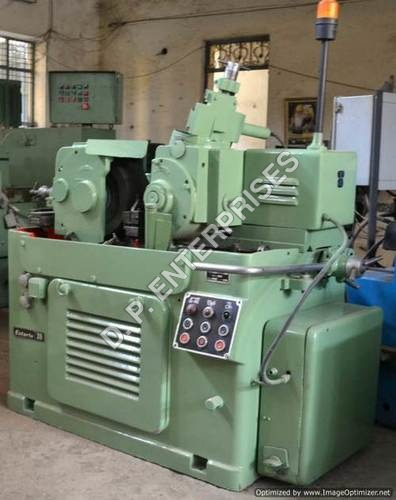 Center-less Grinding Machine