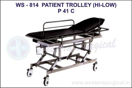 Patient Trolley (Hi-Low)