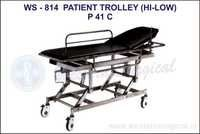 Patient Trolley (Hi-Low)