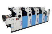 Four Color Bag Printing Machine