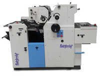 Two Color Satellite Carry Bag Printing Machine