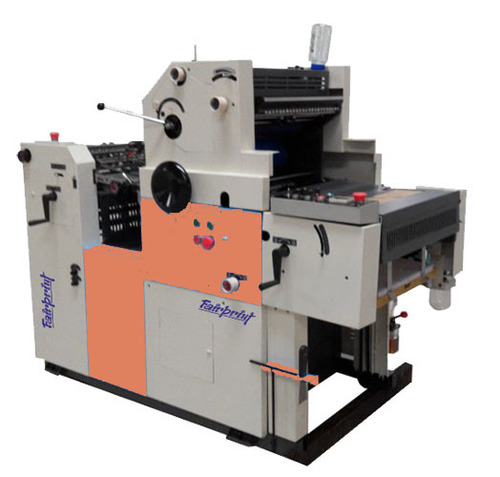 U-Cut Bag Printing Machine