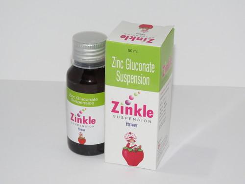 Zinc Gluconate Suspension