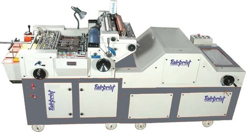 Single Color Polythene Printing Machine