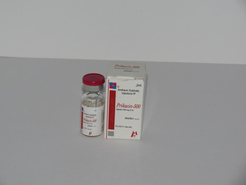 Amikacin 250 mg/ml Injection