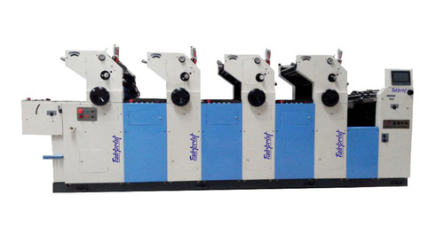 Four Color Carry Bag Printing Machine