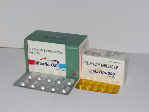 Ofloxacin Tablets IP 200 mg