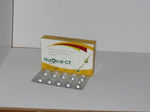 Calcium Calcitriol & Vitamin K2-7 Capsules