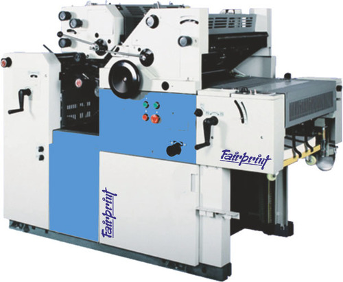 Two Color Satellite Non Woven Bag Printing Machine