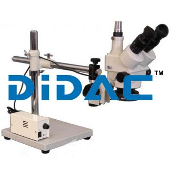Trinocular Zoom Stereo Microscope 5TR