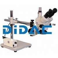 Trinocular Zoom Stereo Microscope