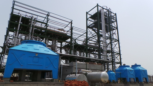 Multiple Effect Evaporator Plant For Textile Ind.