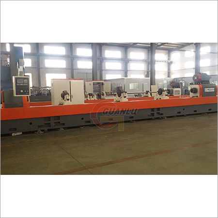 6000mm Deep Hole Skiving Roller and Burnishing Machine