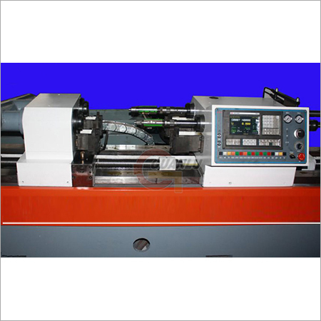 Double Spindle Deep Hole Skiving Roller and Burnishing Machine