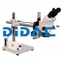 Trinocular Zoom Stereo Microscope Research Type