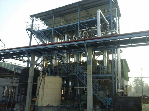 Evaporator Plant For Pesticide Industries