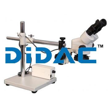 Binocular Zoom Stereo Microscope 7X to 45X