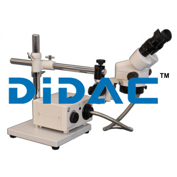 Binocular Zoom Stereo Microscope Research Type