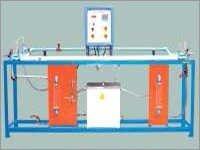 Parallel Flow Counter Flow Heat Exchanger