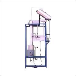 Bubble Cap Distilation Column