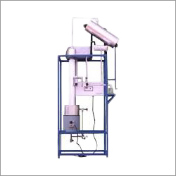 Bubble Cap Distilation Column