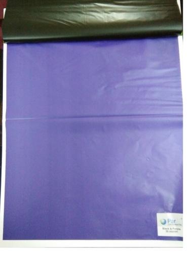 Purple Mulching Films