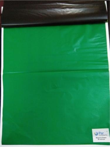 Green Mulching Films
