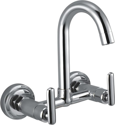 Basin Mounted Sink Mixer