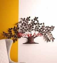 Metal Tree With Birds Wall Decor Wall Hanging