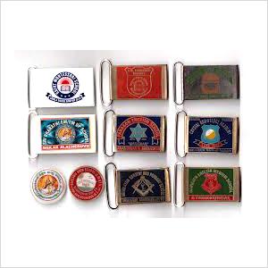 School's Buckles & Badges