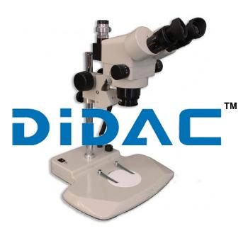 Trinocular Microsurgical System