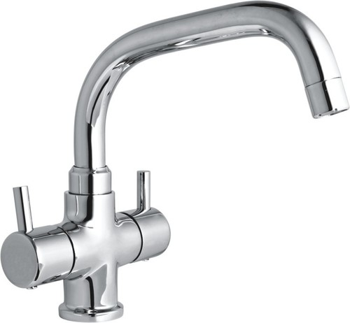 Sink Mixer With Extended Swinging Spout T/M