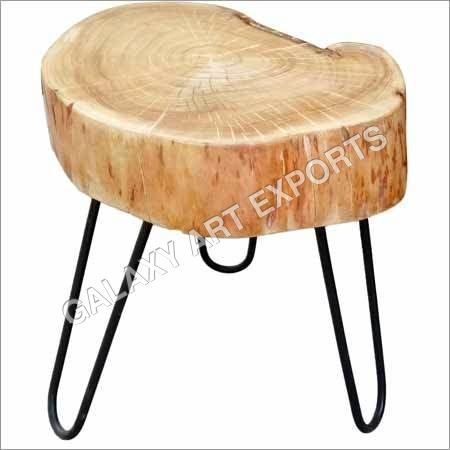 Stylish Wooden Stool