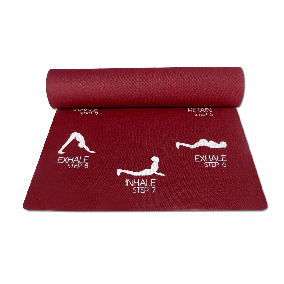 Sun Salutation Yoga Mats