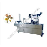 Automatic Cup - Glass Filling & Sealing