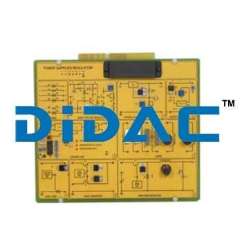 Power Supply Regulators Certifications: Iso