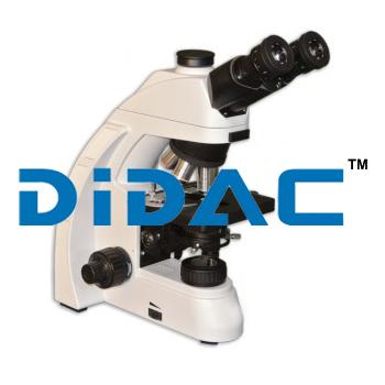 Trinocular Research Grade Biological Microscope