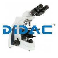 Binocular Biological Compound Microscope