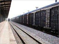Railway Cargo Service