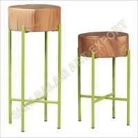 industrial furniture-Side Tables